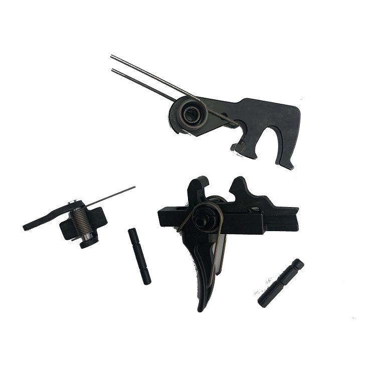 LMT AR-15 / AR-10 Two Stage Trigger Group Full Auto Complete