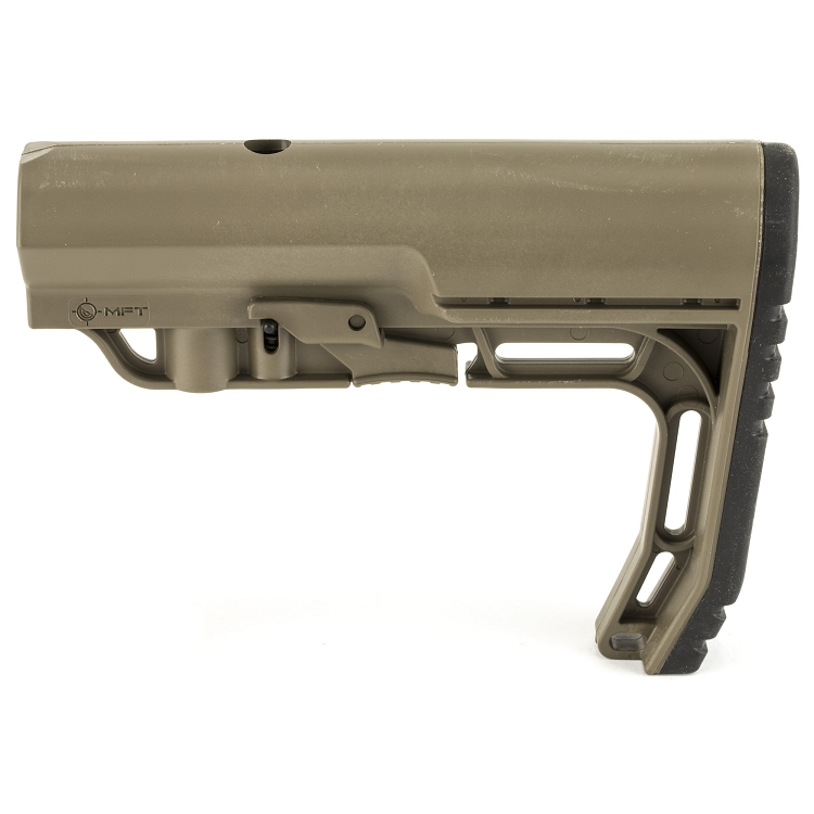 AR-15 Mission First Tactical Battlelink Utility Stock Scorched Dark Earth