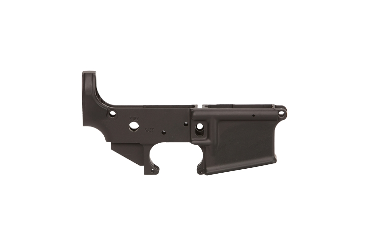 LMT AR-15 Lower Receiver Defender Stripped