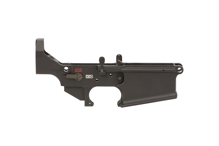 LMT AR-10 Lower MARS-H Stripped
