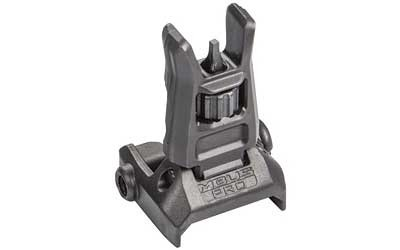 Magpul MBUS PRO Flip Up Front Sight Steel Black