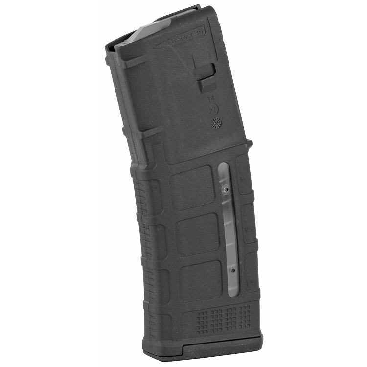 Magpul AR-15 Magazine M3 556 NATO 30Rd Window Black