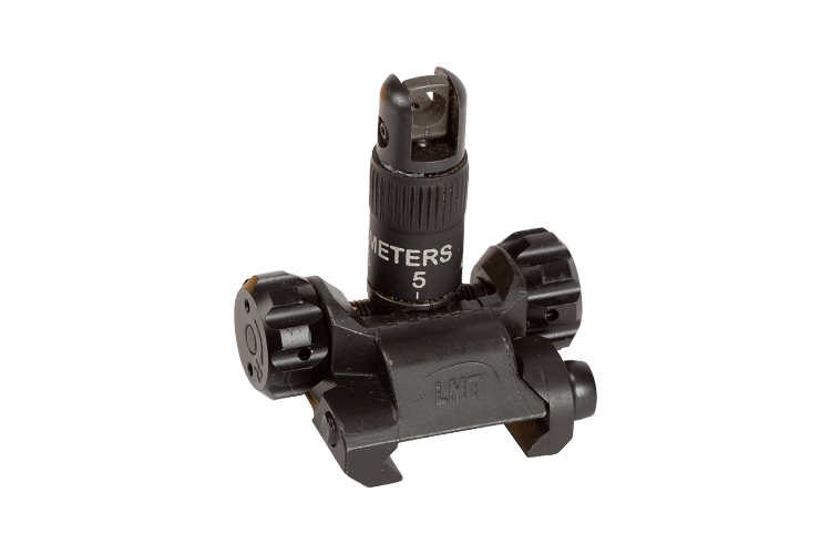 LMT Metric Rear Flip-up Sight .308