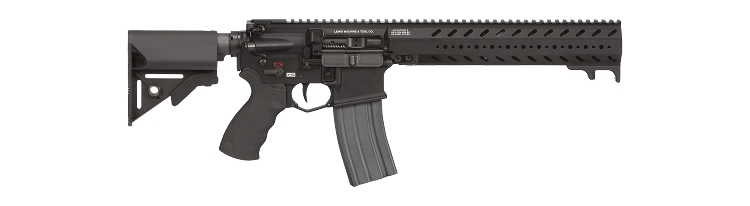 LMT AR-15 Confined Space Weapon