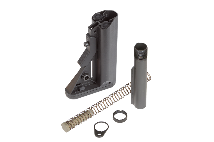 LMT AR-15 Stock SOPMOD Kit Black