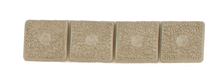 LMT LM8 4-Section Grip Panel Tan