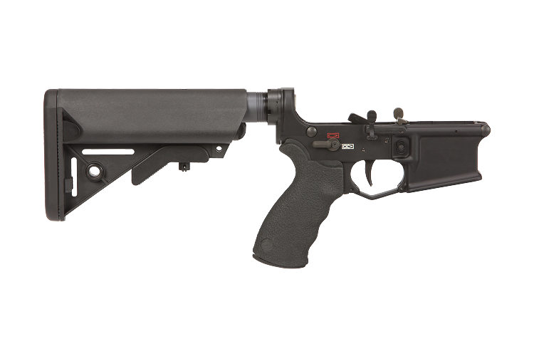 LMT AR-15 Lower MARS-L SOPMOD