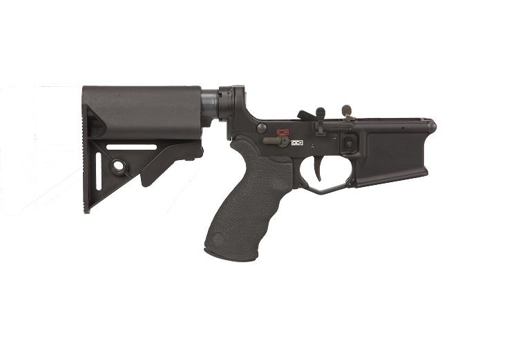 LMT AR-15 Lower MARS-L PDW