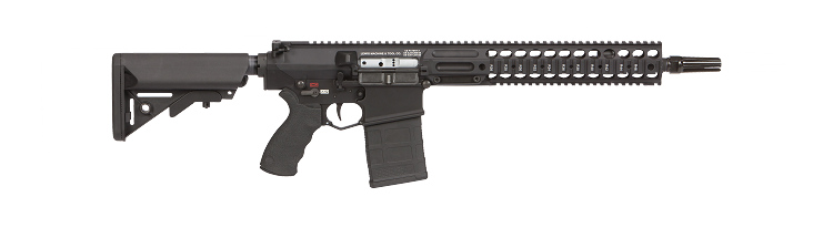LMT AR-10 MWS Battle Rifle