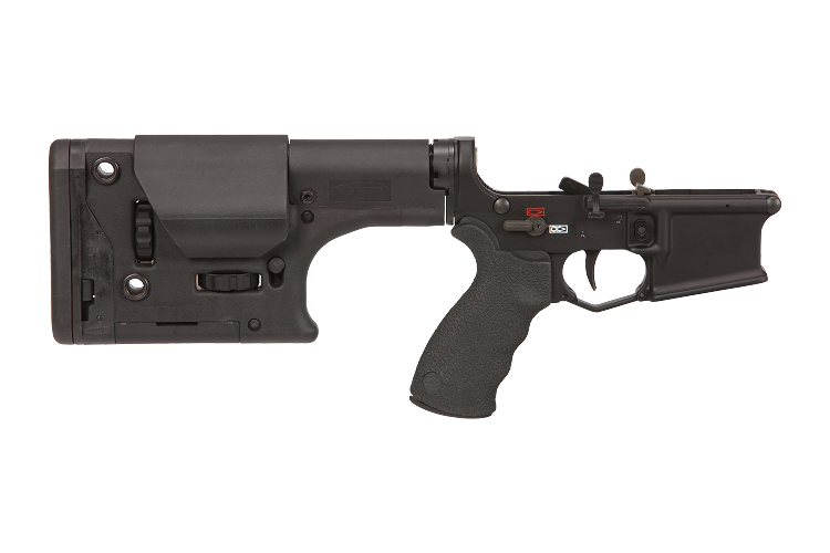 LMT AR-15 Lower MARS-L DMR