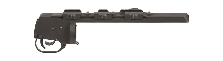 Rail Mounted M203 Receiver