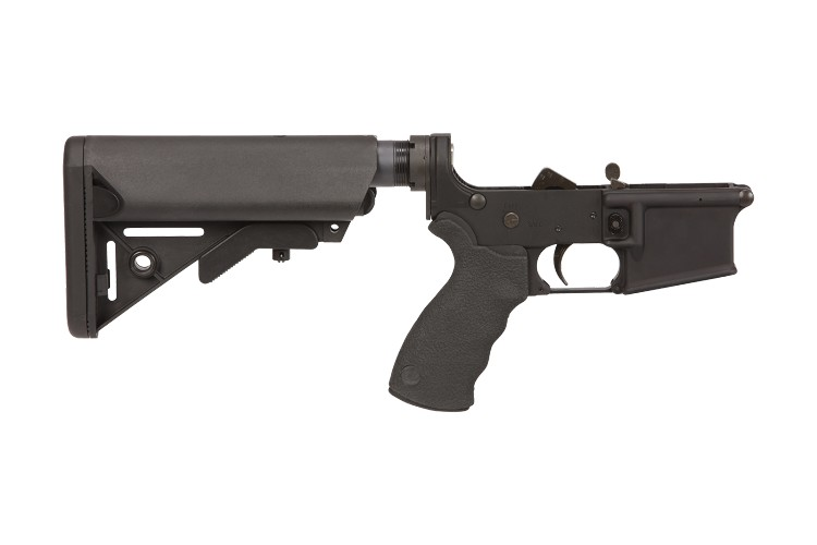 LMT AR-15 Lower Defender SOPMOD